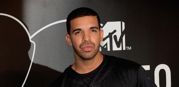 O músico Drake em um evento em Nova York - Jamie McCarthy/Getty Images