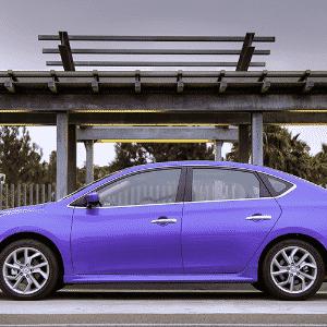 Novo Nissan Sentra - Divulgação