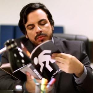 """Luis Lobianco é protagonista da série """"O Grande Gonzalez"""""""