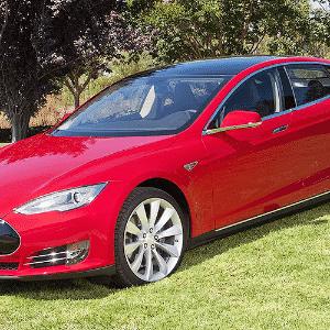 Tesla Model S - Divulgação
