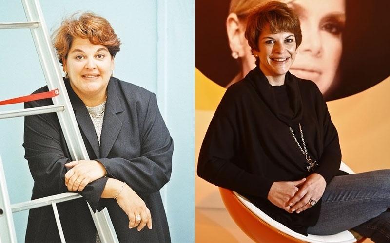 Irmã de Faustão, a diretora de TV Leonor Corrêa chegou a pesar 126 kg. Em 2003, ela fez uma cirurgia de redução de estômago e dois anos depois já tinha perdido 59 kg