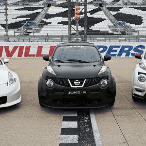Nissan Juke Nismo e Juke -R - Divulgação
