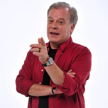 """O apresentador Chico Pinheiro, âncora do """"Bom Dia Brasil"""" - Divulgação/TV Globo"""