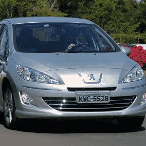 Peugeot 408 Allure AT6 2014 - Murilo Góes/UOL