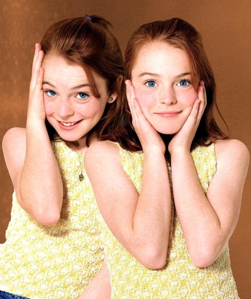 Lindsay Lohan começou a atuar em 1996, aos 12 anos, mas sua carreira deslanchou dois anos depois, quando participou do longa-metragem