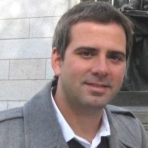 O repórter e correspondente internacional da Globo Rodrigo Alvarez - Divulgação