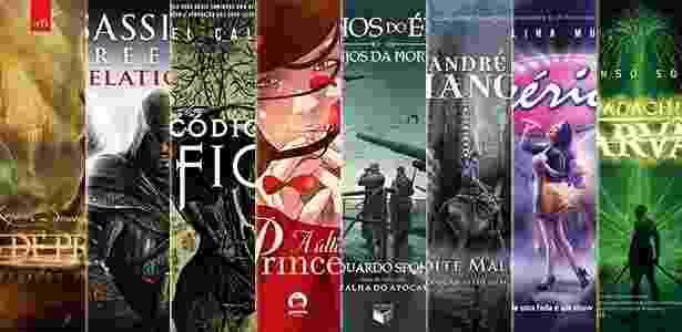 Destaques de literatura fantástica na Bienal do Livro do Rio de Janeiro - Divulgação