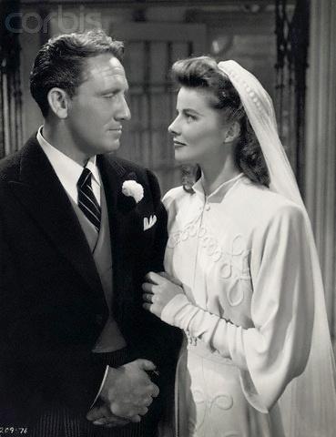 Vestido de noiva da década de 1940