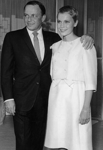 Vestido de noiva da década de 1960