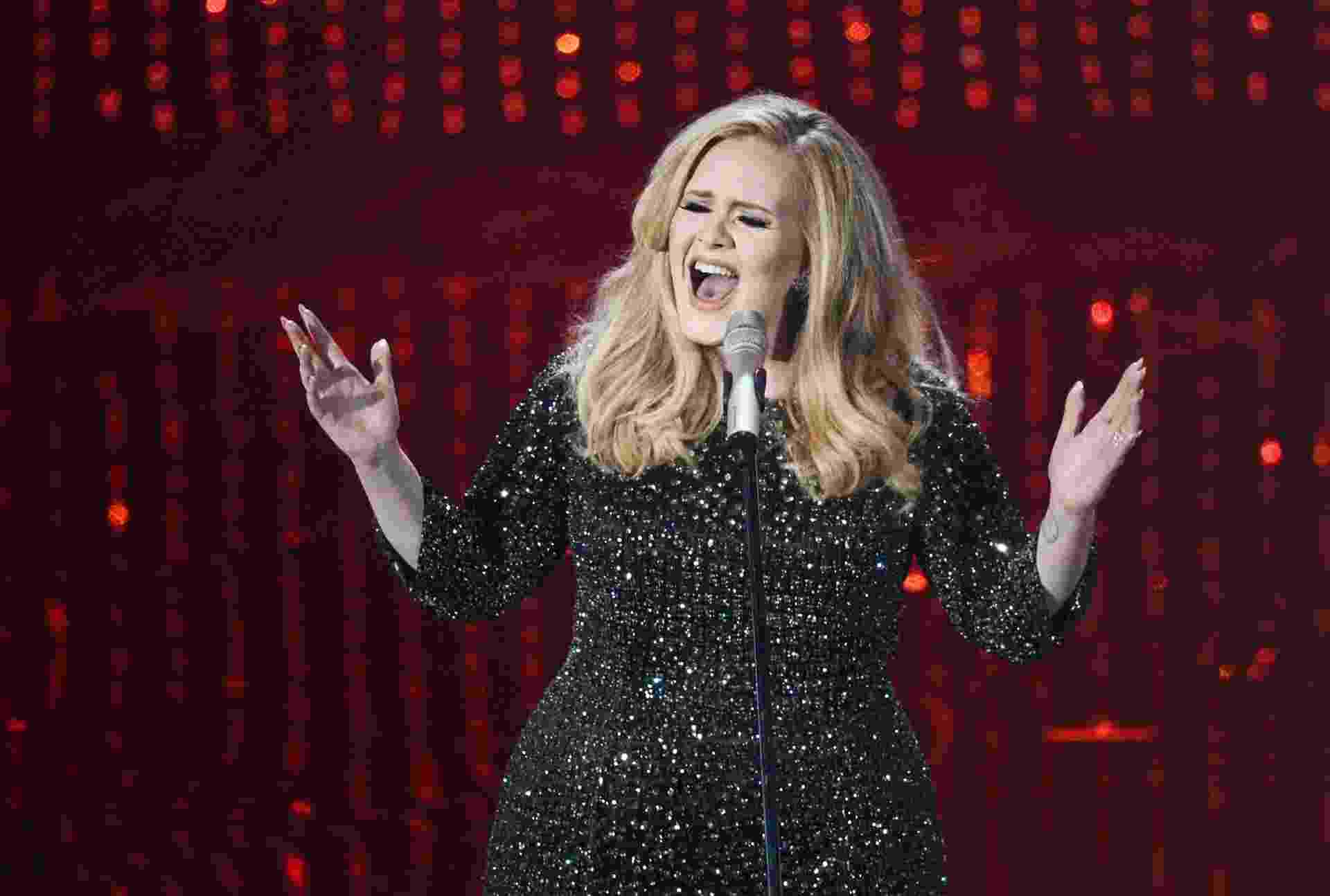Adele - Getty Images