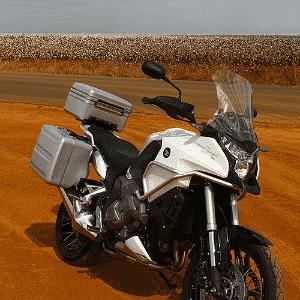Honda VFR 1200X Crosstourer - Mario Villaescusa/Infomoto