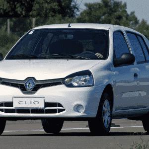 Renault Clio 2014 - Murilo Góes/UOL