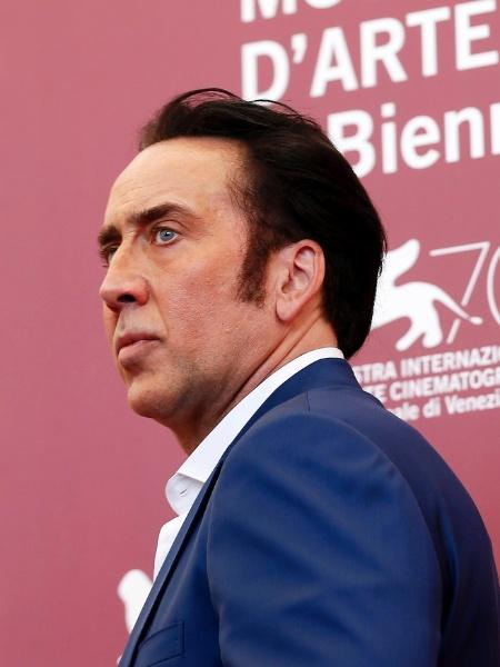 Já imaginou Nicolas Cage como Coringa? - Alessandro Bianchi/Reuters