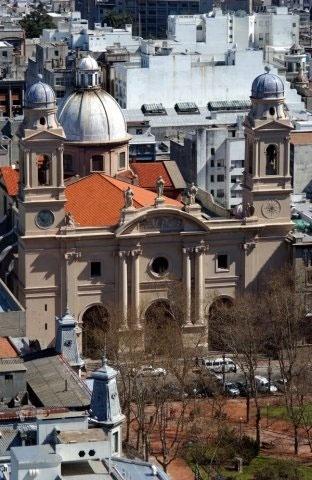 A Igreja Matriz demorou décadas para ser concluída, mas seu projeto original data de 1790