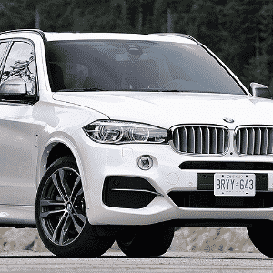 BMW X5 M 2014 - Divulgação