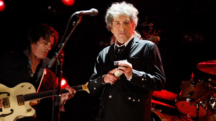 Bob Dylan - Getty Images