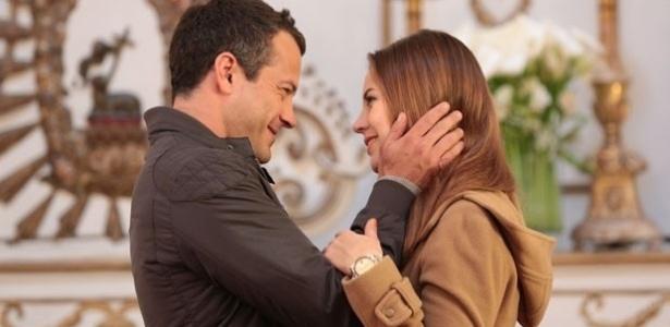 """Em """"Amor à Vida"""", Bruno e Paloma se casam"""