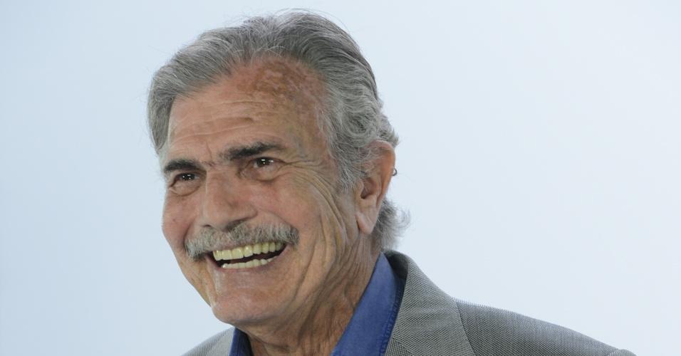 O ator Tarcísio Meira