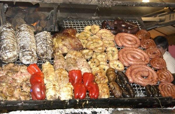 O rebanho europeu garante a carne macia e suculenta da parrillada: é o famoso