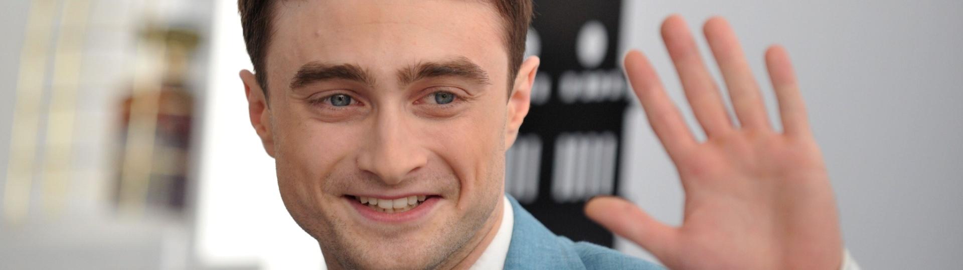 2.set.2013 - O ator Daniel Radcliffe, que interpreta o poeta Allen Ginsberg no longa