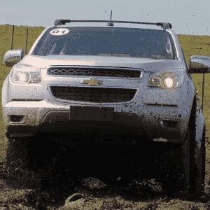 Chevrolet S10 LTZ 2.8 CTDI 4x4 - Murilo Góes/UOL