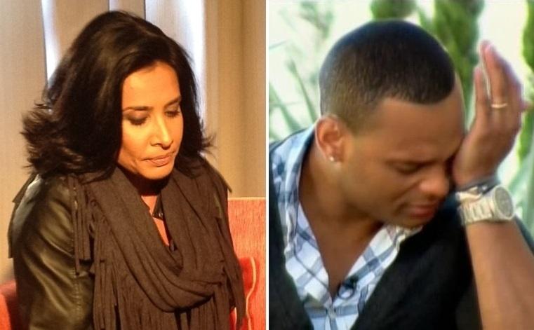 Scheila Carvalho só soube de polêmica sobre traição do marido ao sair de