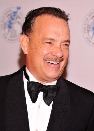 O ator Tom Hanks, que vai lançar livro de contos - Getty Images