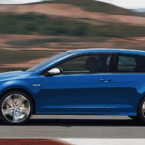 Volkswagen Golf R 2014 - Divulgação