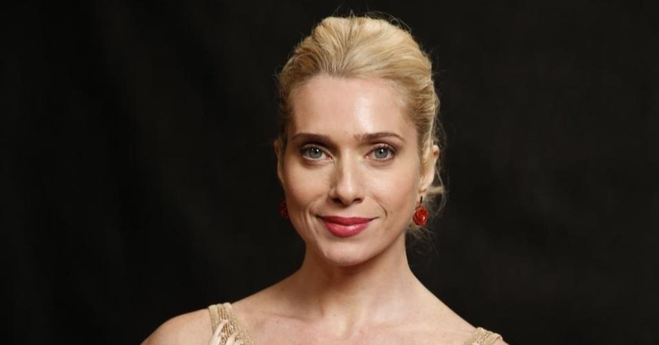 2013 - A atriz Letícia Spiller