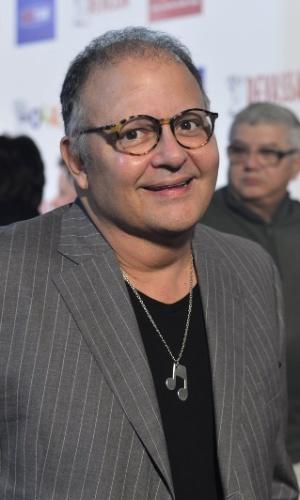 3.set.2013 - O cantor Guilherme Arantes concorre na categoria álbum do ano dos prêmios Multishow 2013