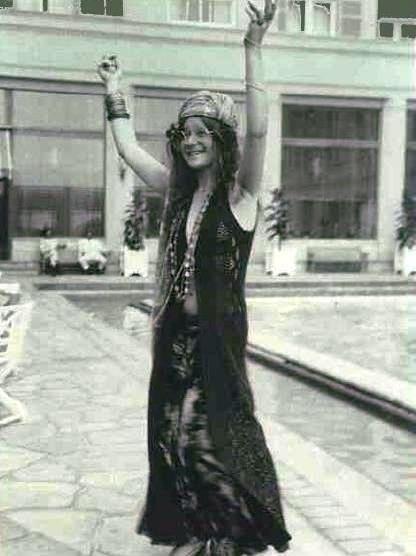 Janis Joplin no Copacabana Palace