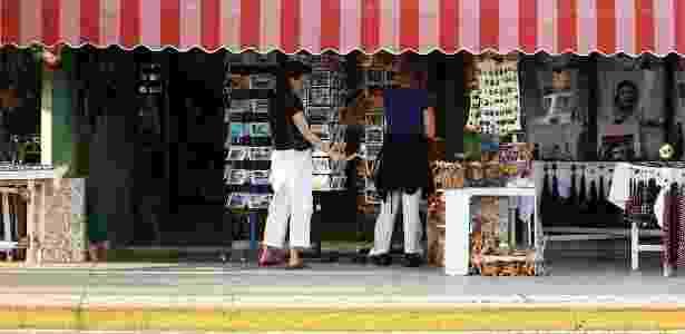 Evite comprar lembrancinhas - Andrea Dallevo/UOL - Andrea Dallevo/UOL