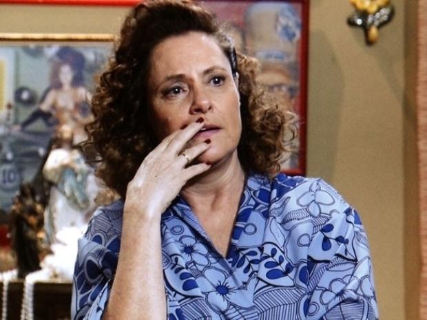 """Em """"Amor à Vida"""", Márcia se revolta ao descobrir que Valdirene está grávida de Carlito"""