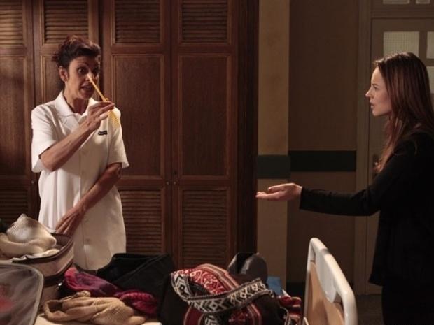 """Em """"Amor à Vida"""", Paloma se desespera ao ser internada em clínica"""