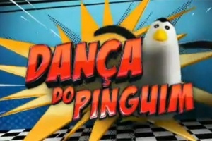 """Dança do Pinguim"" do Pânico"