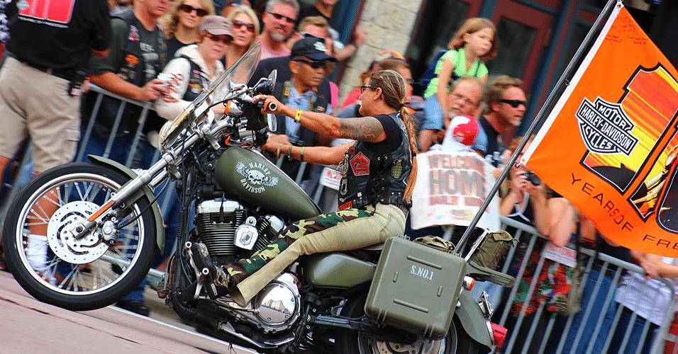 Harley-Davidson 110 anos, Milwaukee (EUA)