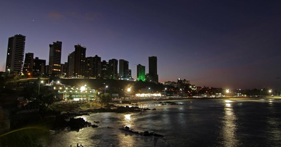 Região da Via Costeira, em Natal (RN), concentra hotéis de luxo e resorts