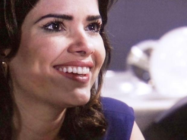 """Em """"Amor à Vida"""", Aline sugere ter um filho com César"""