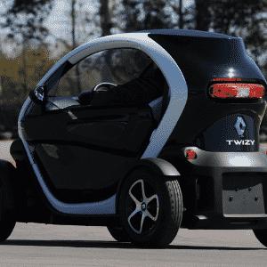 Renault Twizy - Murilo Góes/UOL