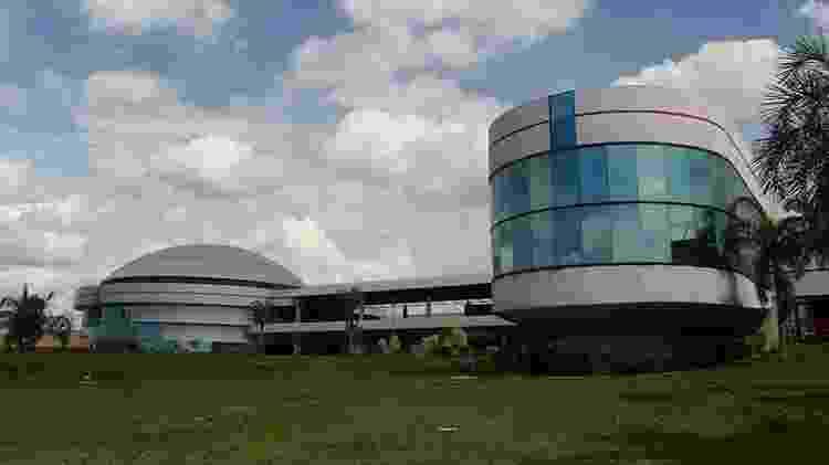 O Parque Tecnológico de São José dos Campos reúne diversas instituições voltadas ao desenvolvimento técnico-científico do país - Elaine Kawabe/UOL - Elaine Kawabe/UOL