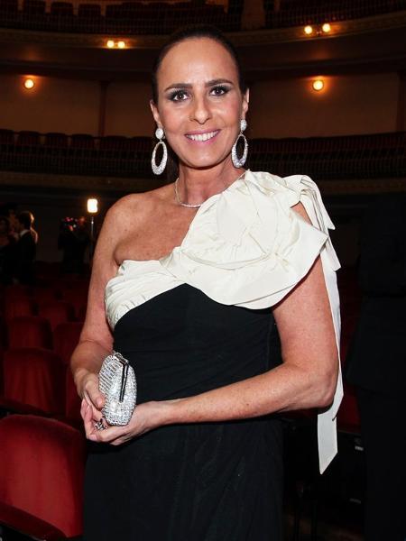A coreógrafa Fernanda Chamma  - Foto Rio News