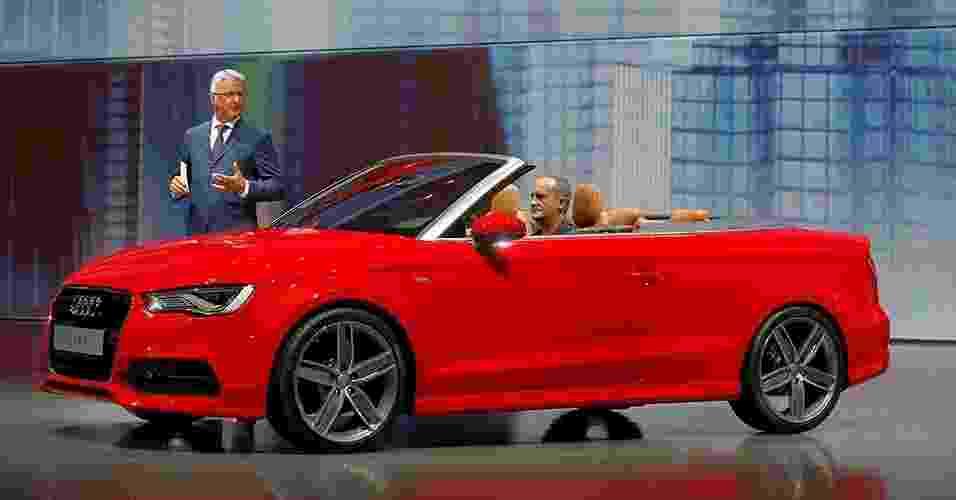Audi A3 1.8 TSI Cabriolet 2014 - Ralph Orlowski/Reuters