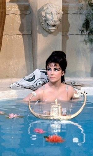 Taylor cleopatra nude elizabeth