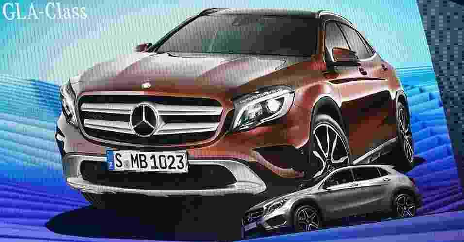 Mercedes-Benz GLA 2014 - Ralph Orlowski/Reuters