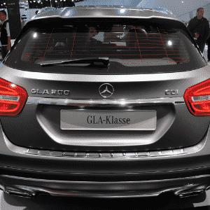 Mercedes-Benz GLA 2014 - Murilo Góes/UOL