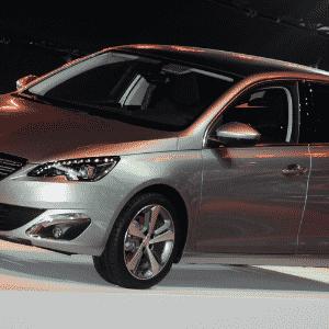 Peugeot 308 2014 - Murilo Góes/UOL