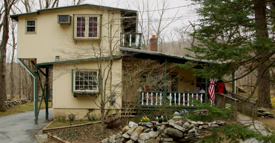 """Residência da família Warren, que inspirou o filme """"Invocação do Mal"""" e que virou o museu Occult Museum"""