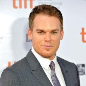 """O ator Michael C. Hall, que protagonizou as oito temporadas de """"Dexter"""""""