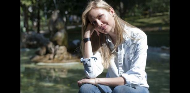 A top Ana Claudia Michels está no segundo semestre da faculdade de medicina, sonho que tinha desde pequena - Junior Lago/UOL
