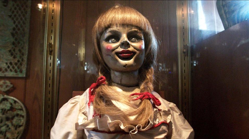 """Annabelle, de """"Invocação do Mal"""""""